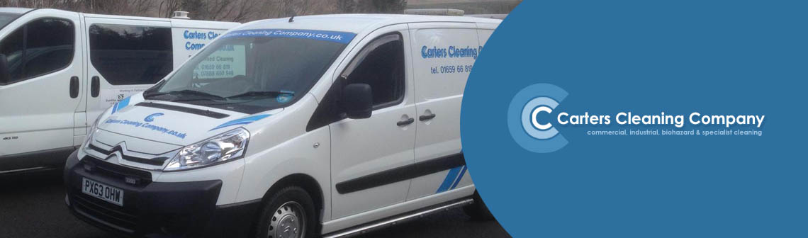 Carters Cleaning Company Commercial Cleaners Dumfries Galloway